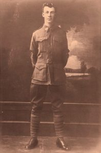 1 Pte James Ross Duperouzel