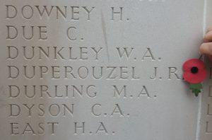 3 VB Memorial Wall France
